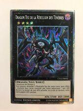 Carte Yu-Gi-Oh! Dragon Xyz de la Rébellion des Ténèbres (CT12-FR002)