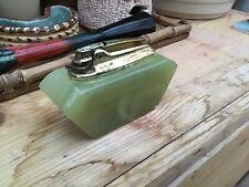 More details for vintage ronson onyx cigar / cigarette lighter