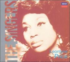 "Leontyne Price ""The Singers"" CD! BRAND NEW! STILL SEALED!!"