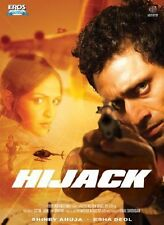 HIJACK - SHINEY AHUJA - ESHA DEOL - NEW BOLLYWOOD DVD
