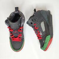 Nike Air Jordan Sons Of Mars Spizike Shoes Black/Varsity Red Youth Sz 1.5Y
