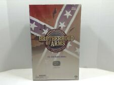 """Brotherhood Of Arms C.S. 57th Virginia Infantry 12"""" Action Figure  MIB"""