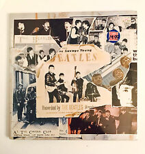 BEATLES  ANTHOLOGY #1 3x LP Orig UK Apple LP VINYL SEALED MINT w Promo Poster