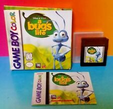 Disney a Bug's Life  - Game Boy Color - Complete Box - Tested Nintendo GBC