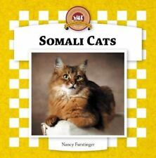 Somali Cats (Cats Set Iv)-ExLibrary
