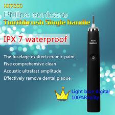 Philips Sonicare HX9350 clean HX9352/04 Limited Edition Black Diamond Head