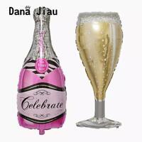 Champagne Birthday / Bachlorette Balloons / Globos de Cumpleaños de Champán