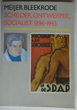 Meijer Bleekrode - 1896 - 1943 - Carry van Lakerveld - van Gennep - 1983