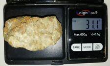 Gold Ore N.C. slate belt 31.1g