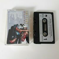 THE CARS GREATEST HITS CASSETTE TAPE 1985 SILVER PAPER LABEL ELEKTRA