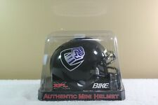 Vintage CHICAGO ENFORCERS XFL BIKE Authentic mini helmet New in package