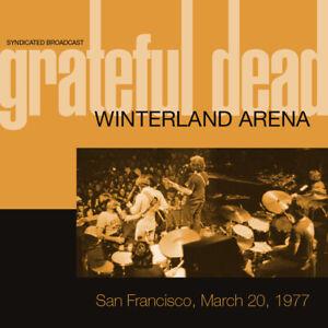 Grateful Dead - Winterland, San Francisco, CA, March 20, 1977 (3CD) (Pre-order)