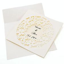 Faire-parts et invitations Félicitations-mariage pour le mariage