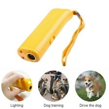 Ultrasound Pet Dog Training Repeller Anti-barking Control Trainer Device
