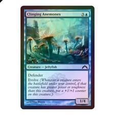 Clinging Anemones X4 EX//NM Gatecrash MTG Magic Cards Blue Common