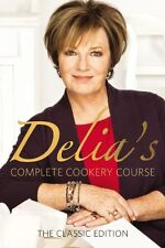 Delia's Complete Cookery Course - Classic Edition: Vol 1-3 in 1 .9780563362494