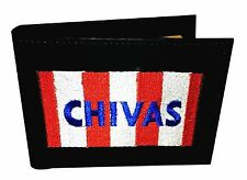 The BMF CHIVAS Black Leather Wallet