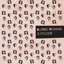 BLONDE REDHEAD - 3 O.CLOCK  (2017) VINYL LP NEW!