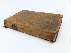 CIVIL WAR NEW TESTAMENT BIBLE KJV 1860 American Bible Society Leather Hardcover