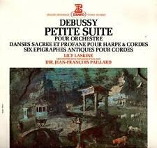 CLASSICAL LP DEBUSSY PETITE SUITE LILY LASKINE
