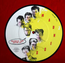 "MADNESS - Tomorrows Just Another Day - Rare UK 7"" Picture Disc"