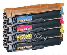 KIT 4 TONER COMPATIBILI TN241Y TN245Y TONER COMPATIBILE BROTHER HL-3150 CDW