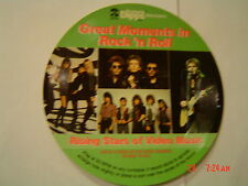 Record :BON JOVI,FLEXI DISC,UNPLAYED,ROCK  N' ROLL SWEEPSTAKES,1986,  QUAKER