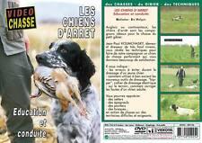 Les chiens d'arrêt : Education et conduite  - Chiens de chasse - Vidéo Chasse