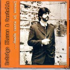Rodrigo Flores y Gardelia  Donde Canta El Zorzal   BRAND NEW SEALED  CD