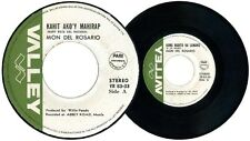 Philippines MON DEL ROSARIO Kahit Ako'y Mahirap OPM 45 rpm Record