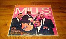The Mills Bros Anytime SPC-3107 Stereo Vintage Vinyl Record Album Pop Music Used