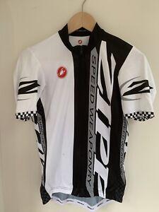 Castelli Zipp Womens Short Sleeved Cycling Jersey