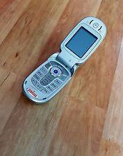 Motorola V550 KlappHandy in Silber !!