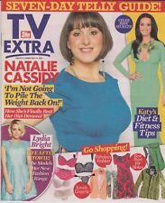 TV Extra Magazine No 12, 24 Feb 2013,Natalie Cassidy, Lydia Bright, Daniel Craig