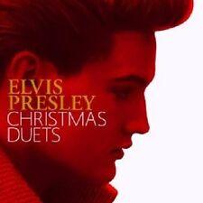 """ELVIS PRESLEY """"ELVIS PRESLEY CHRISTMAS DUETS"""" CD NEUWARE"""