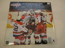 2014 NHL Hockey Washington Capitals Team Calendar