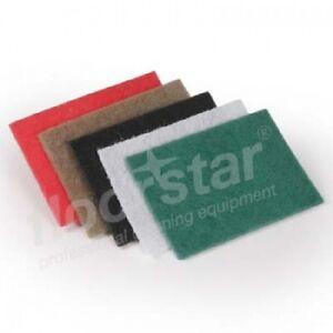 Floorstar Handpad  15*23 cm  10 Stück ***** Rot *****