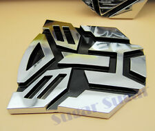 TRANSFORMERS AUTOBOT Car badge