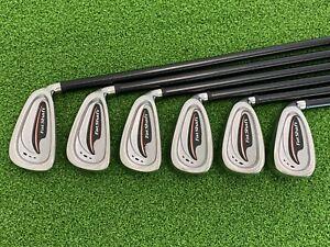 Wilson Golf FATSHAFT Iron Set 5-PW Right Handed Graphite FatShaft 500 Regular