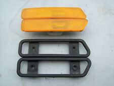 Porsche 944 Turbo S2 - FRONT Indicator Side Marker Lights Lamp Assemblies 9
