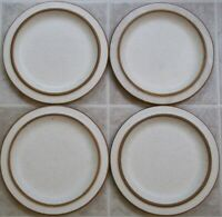 GROUP   OF  4    FABRIK  SPOKANE  SALAD  PLATES   about  8 3/4  inches  across