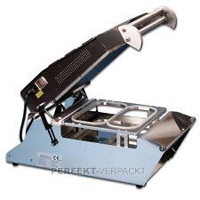 Siegelgerät IP245 für Menüschalen Siegelmaschine Schalensiegler Verpackungsgerät