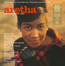 Aretha Franklin with the Ray Bryant Combo LP Vinyl Album - NEW Gift Idea - UK