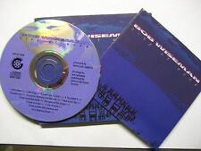 "BOB WISEMAN ""CITY OF WOOD"" - CD - DIGI PACK"