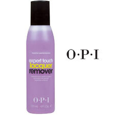 [OPI] Expert Touch Lacquer Nail Polish Remover Superior Performance 120ml NEW