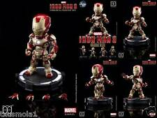 Iron Man 3 Herocross Hybrid Metal figuración HMF#010 Iron Man Mark XLII
