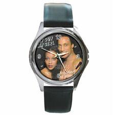 Johnny Bristol My Guy My Girl Watch / wristwatch