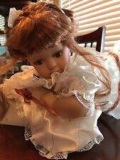 Crawling Cathay Collection Doll Name Isabella