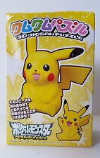Pokemon Pikachu 3D Jigsaw Puzzle 35 piece KM-14 JAPAN Artbox Best Wishes