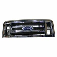 OEM Ford 08-18 Chrome Grille Factory Genuine E-Series Super Duty Grill Take Off